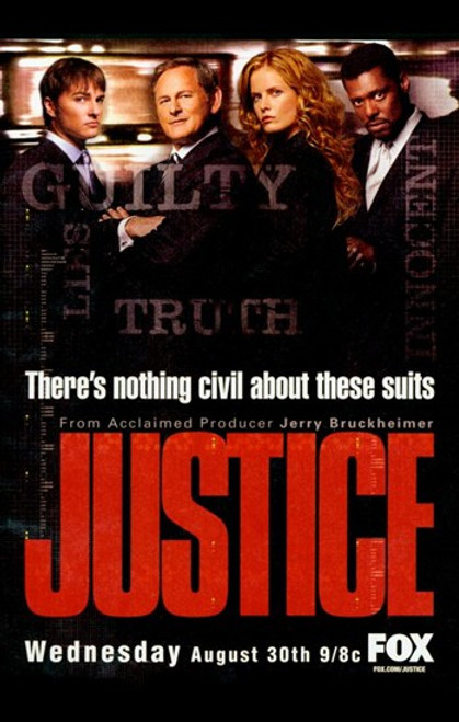 Justice Movie Poster (11 x 17) - Item # MOV378686