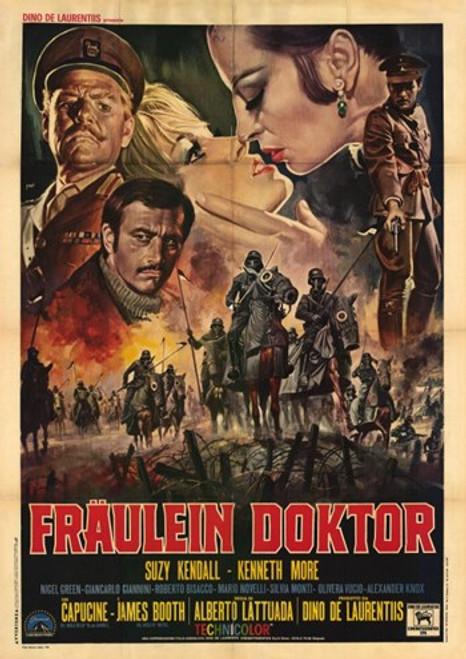 Fraulein Doktor Movie Poster (11 x 17) - Item # MOV233827