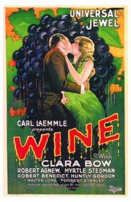 Wine Movie Poster (11 x 17) - Item # MOV143175