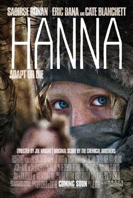Hanna Movie Poster (11 x 17) - Item # MOVCB54453