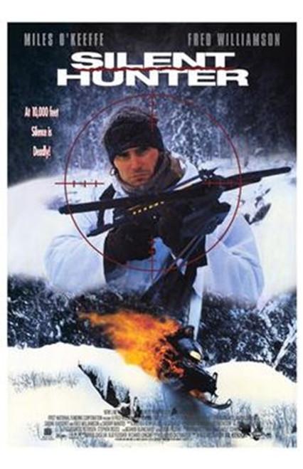 Silent Hunter Movie Poster (11 x 17) - Item # MOV211163