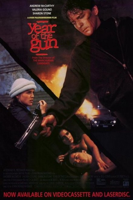 Year of the Gun Movie Poster (11 x 17) - Item # MOV235187