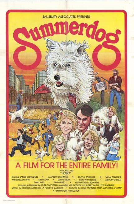 Summerdog Movie Poster Print (27 x 40) - Item # MOVAH7687