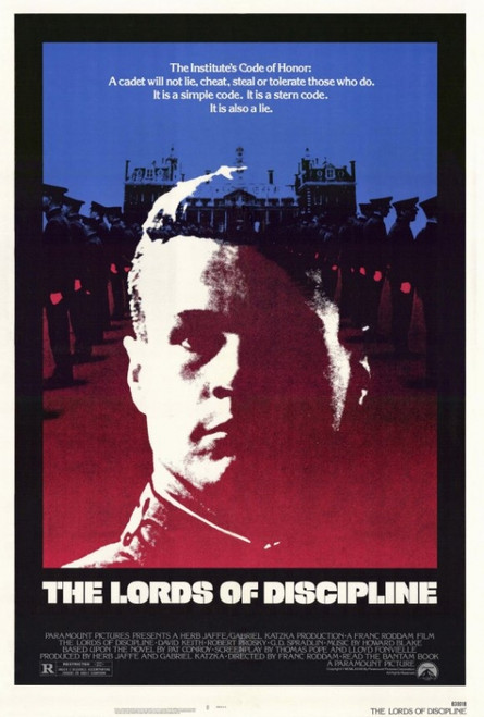 The Lords of Discipline Movie Poster Print (27 x 40) - Item # MOVEH4255