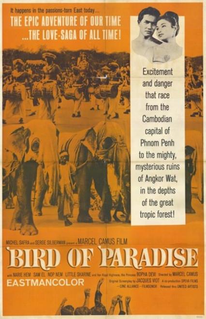 Bird of Paradise Movie Poster (11 x 17) - Item # MOV216255