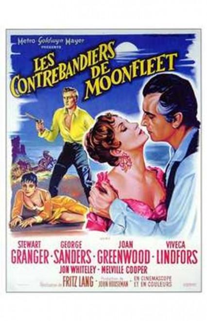 Moonfleet Movie Poster (11 x 17) - Item # MOV242322