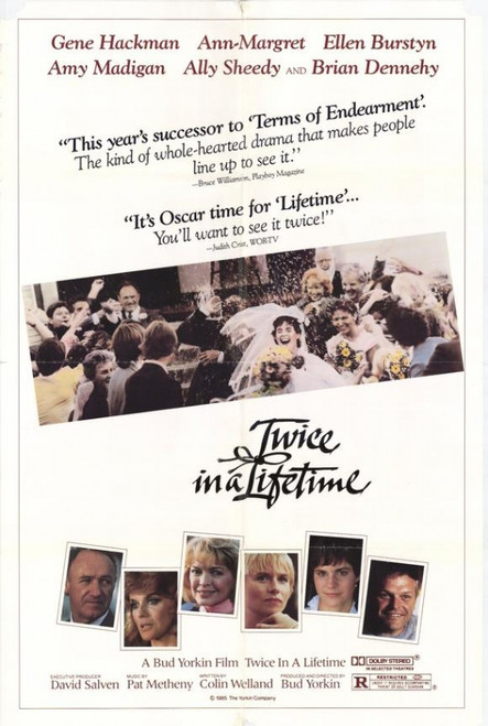 Twice in a Lifetime Movie Poster Print (27 x 40) - Item # MOVAH0253