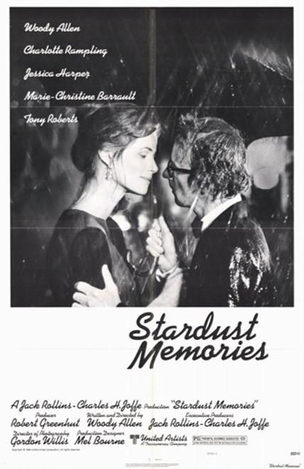 Stardust Memories Movie Poster (11 x 17) - Item # MOV204907