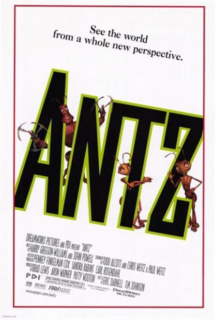 Antz Movie Poster (11 x 17) - Item # MOV220429