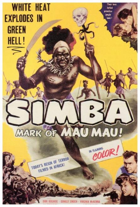 Simba Movie Poster Print (27 x 40) - Item # MOVCF6345