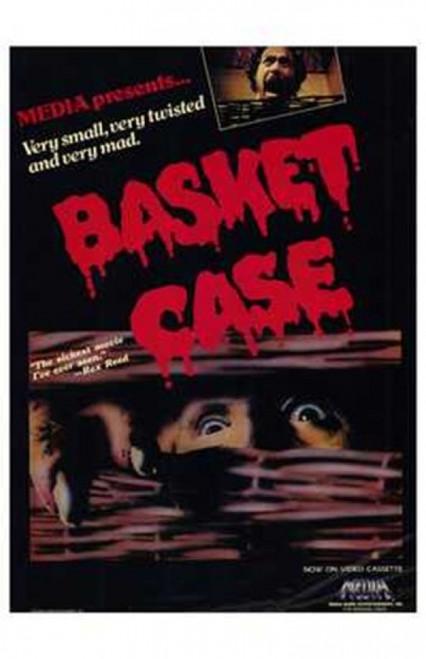 Basket Case Movie Poster (11 x 17) - Item # MOV189644