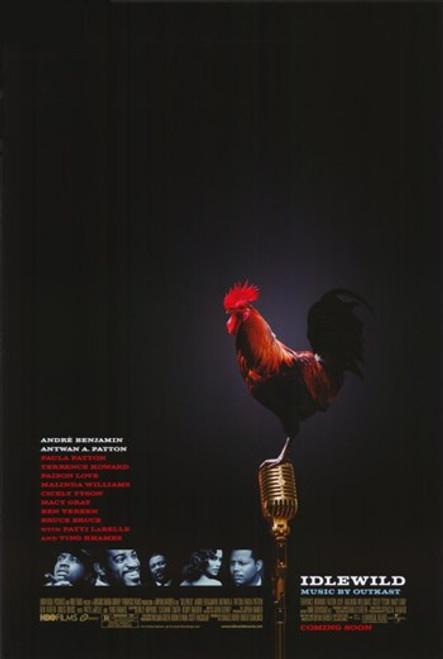 Idlewild Movie Poster (11 x 17) - Item # MOV359114