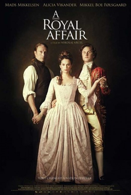 A Royal Affair Movie Poster (11 x 17) - Item # MOVAB00605