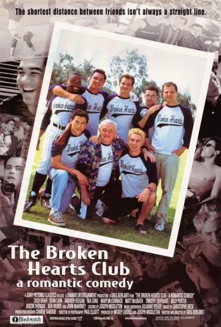 The Broken Hearts Club Movie Poster Print (27 x 40) - Item # MOVIH2221