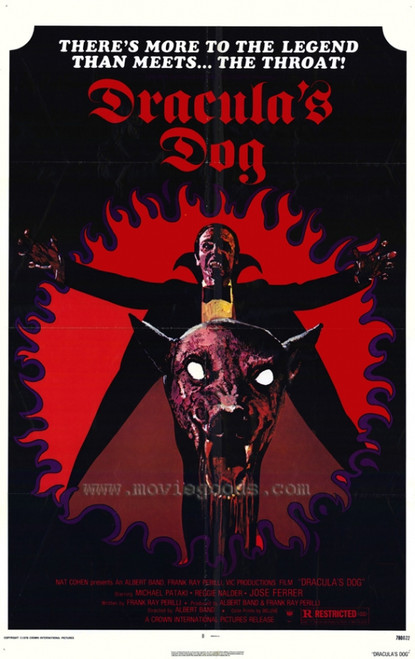 Dracula's Dog Movie Poster Print (27 x 40) - Item # MOVEH8604