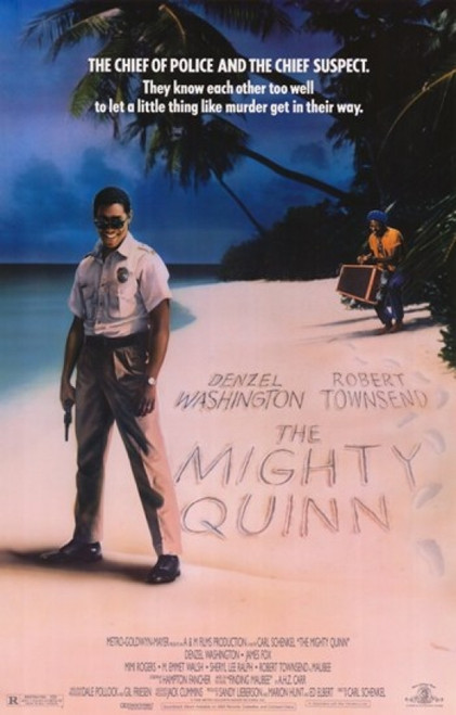The Mighty Quinn Movie Poster (11 x 17) - Item # MOV235362
