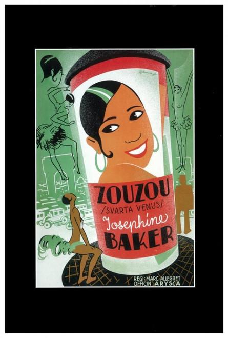 Zouzou Movie Poster Print (27 x 40) - Item # MOVEH8943