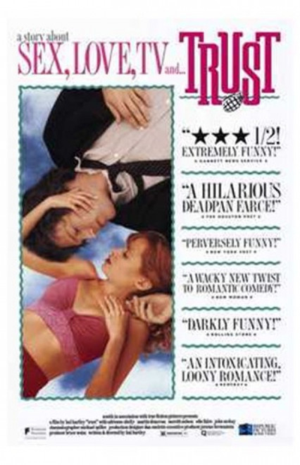 Sex, Love, TV and Trust Movie Poster (11 x 17) - Item # MOV190470