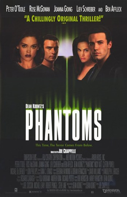 Phantoms Movie Poster (11 x 17) - Item # MOV232503