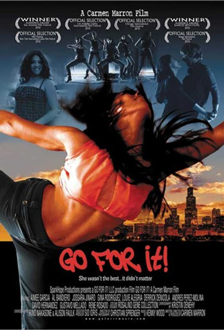 Go for It Movie Poster (11 x 17) - Item # MOVGB44683