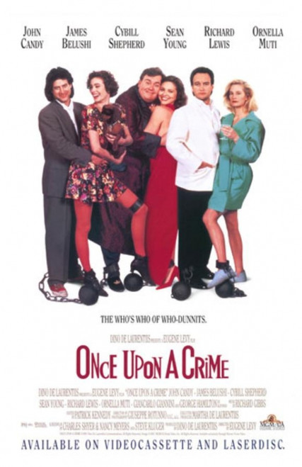 Once Upon a Crime Movie Poster Print (27 x 40) - Item # MOVIF2313