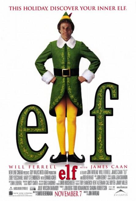 Elf Movie Poster Print (27 x 40) - Item # MOVAF1322