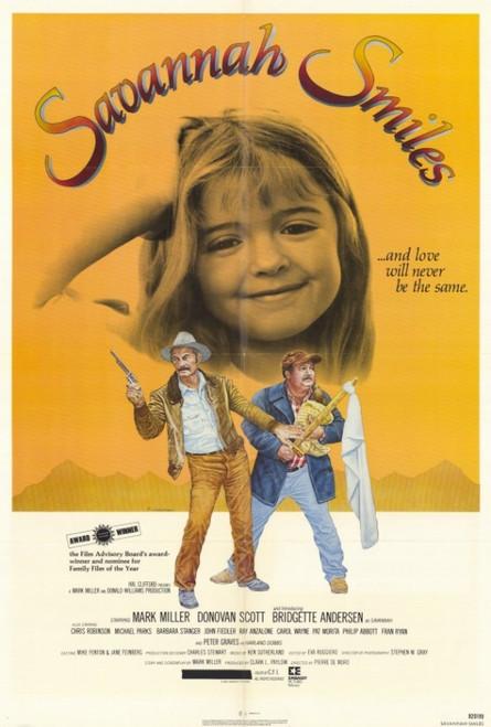 Savannah Smiles Movie Poster Print (27 x 40) - Item # MOVAF8421