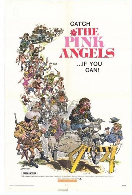 Pink Angels Movie Poster Print (27 x 40) - Item # MOVGH7272
