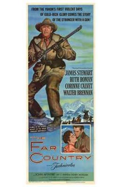 Far Country Movie Poster (11 x 17) - Item # MOV230377