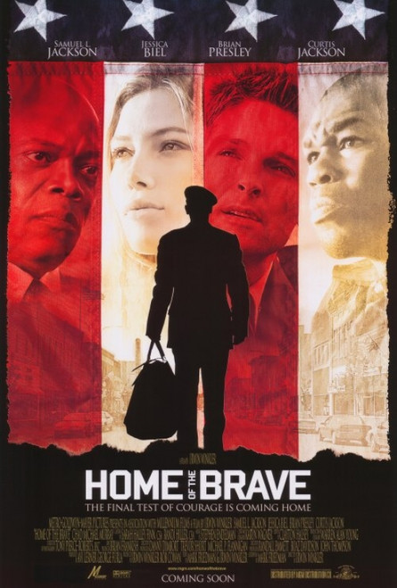 Home of the Brave Movie Poster Print (27 x 40) - Item # MOVCH3909