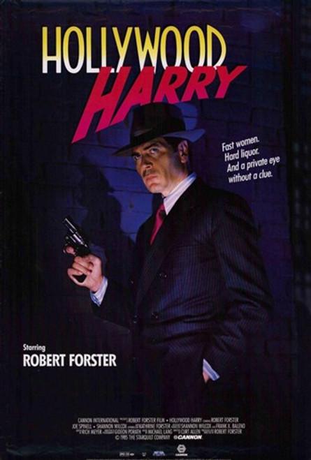 Hollywood Harry Movie Poster (11 x 17) - Item # MOV210357