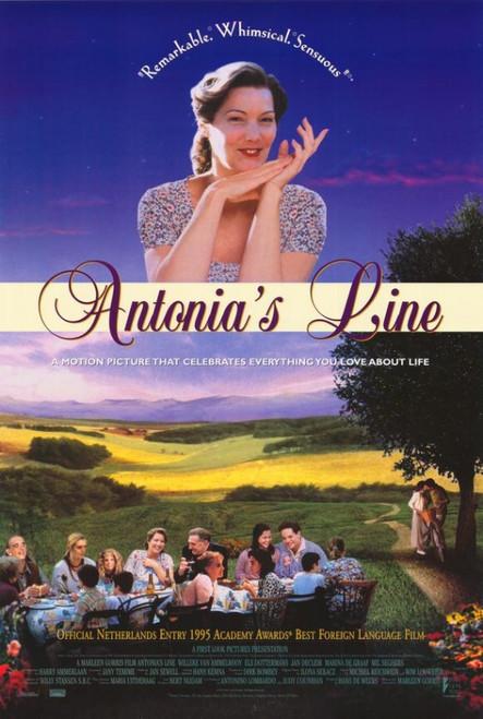Antonia's Line Movie Poster Print (27 x 40) - Item # MOVAF0380
