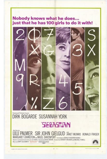 Sebastian Movie Poster Print (27 x 40) - Item # MOVCH7286