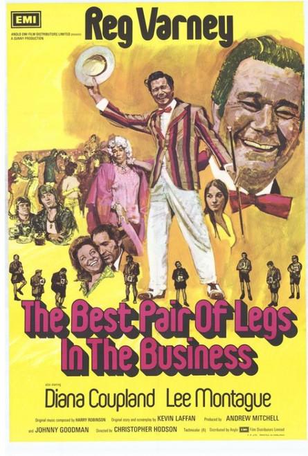 Best Pair of Legs in Business Movie Poster Print (27 x 40) - Item # MOVGH4320