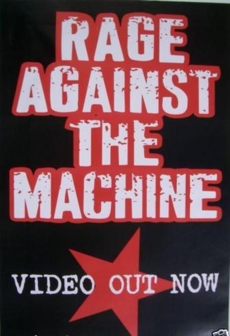 Rage Against The Machine Video Promotional .. - Item # RAR99914569