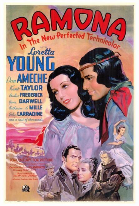 Ramona Movie Poster Print (27 x 40) - Item # MOVAF6175