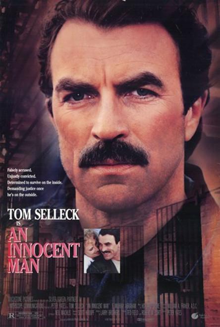 An Innocent Man Movie Poster (11 x 17) - Item # MOV204028