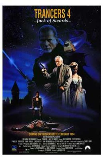 Trancers 4 Jack of Swords Movie Poster (11 x 17) - Item # MOV234918