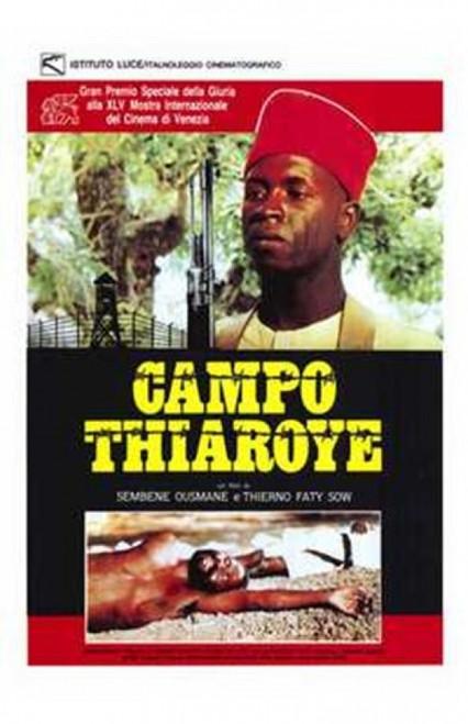 Camp At Thiaroye Movie Poster (11 x 17) - Item # MOV188615