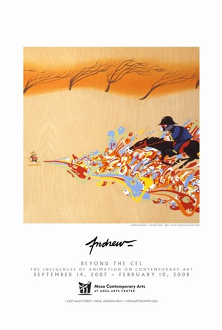 Andrew Brandou Movie Poster (11 x 17) - Item # MOV403064