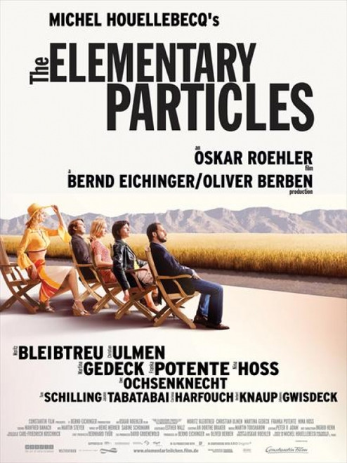 The Elementary Particles Movie Poster Print (27 x 40) - Item # MOVEI0882