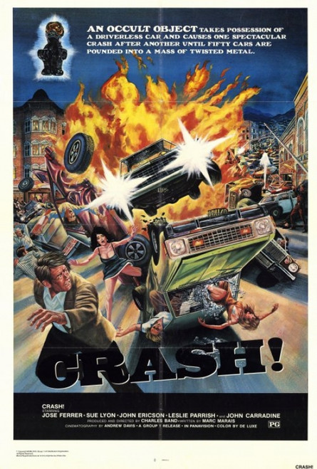 Crash! Movie Poster Print (27 x 40) - Item # MOVCF8303