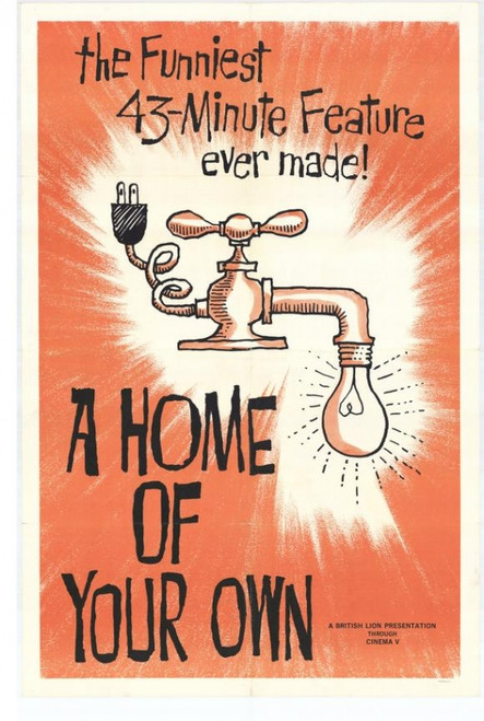 A Home of Your Own Movie Poster Print (27 x 40) - Item # MOVEH6269