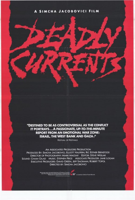 Deadly Currents Movie Poster Print (27 x 40) - Item # MOVCH7340