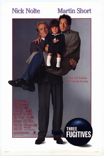 Three Fugitives Movie Poster Print (27 x 40) - Item # MOVIF8940