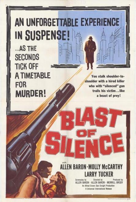 Blast of Silence Movie Poster Print (27 x 40) - Item # MOVGH6199