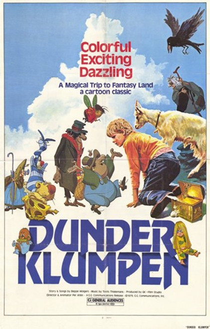 Dunder Klumpen Movie Poster (11 x 17) - Item # MOV208919
