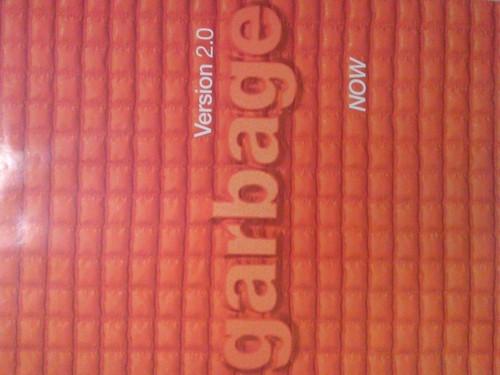 Garbage Version 2.0 Poster - Item # RAR9992626