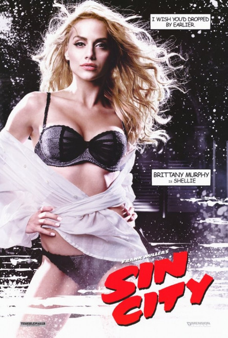 Sin City Movie Poster Print (27 x 40) - Item # MOVIF9205