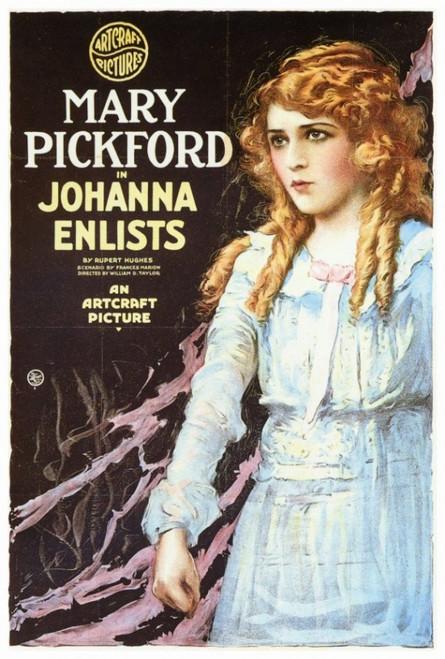 Johanna Enlists Movie Poster Print (27 x 40) - Item # MOVEF3170